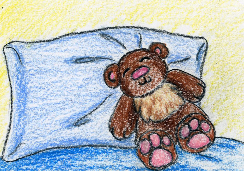 186. Bath Time for Teddy: a kid's mindful story and guided relaxation