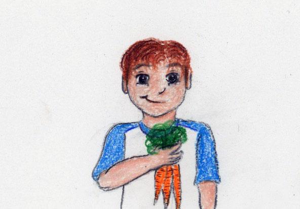 Jon's garden –acalming bedtime and nap time story for children