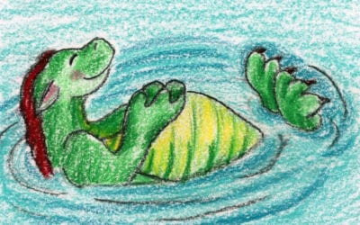 Dragon Boat: a calming bedtime and nap time story for children