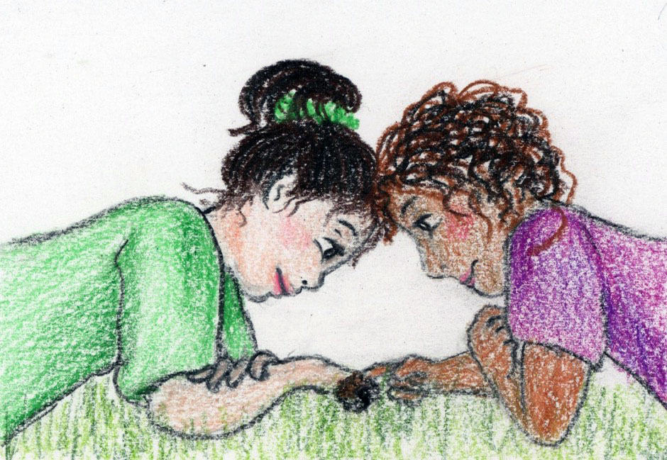 A Fuzzy Friend: a kid's relaxation and bedtime story