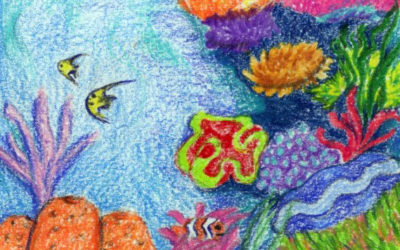 Fascinating Fish: a kid's meditation and story