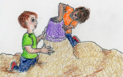 Sandbox City: a bedtime story and meditation story for kids