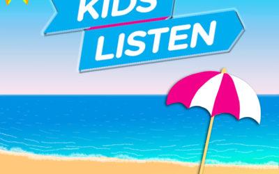 Special Episode: The KidsListen Memorial Day Weekend Mixtape