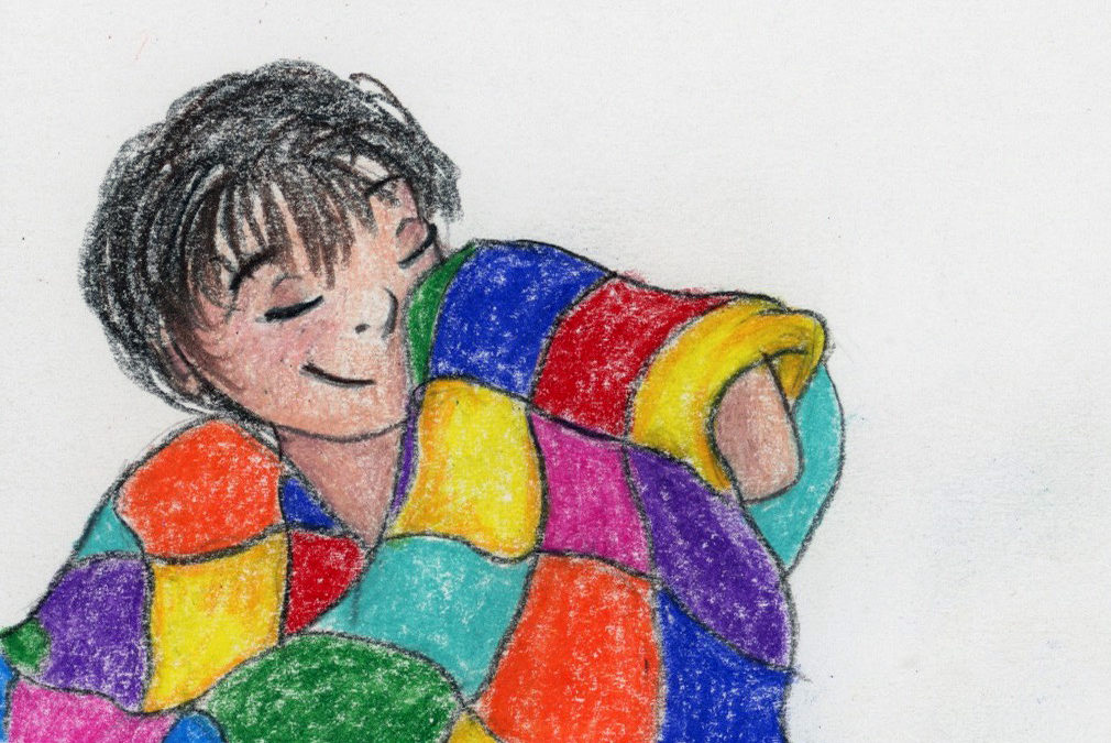 A Thoughtful Gift: a child's mindful story and relaxation