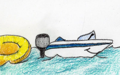 175. Bumper Boats: a calming meditation and kid's story