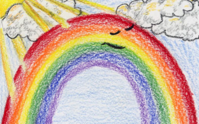 Color Surprise: a meditation and story for kids