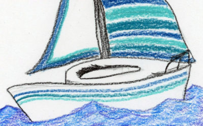 A Curious Sail: a meditation and story for bedtime