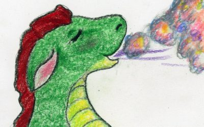 Dragon Fire: a bedtime story and meditation for kids