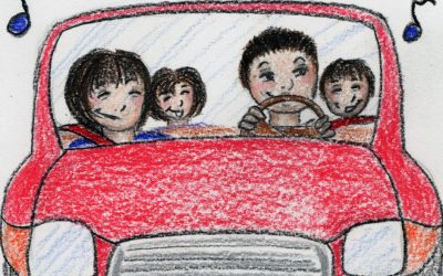 A Cheerful Family: a mindful children's tale