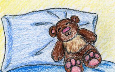 Teddy Bear Bounce: a bedtime story and meditation