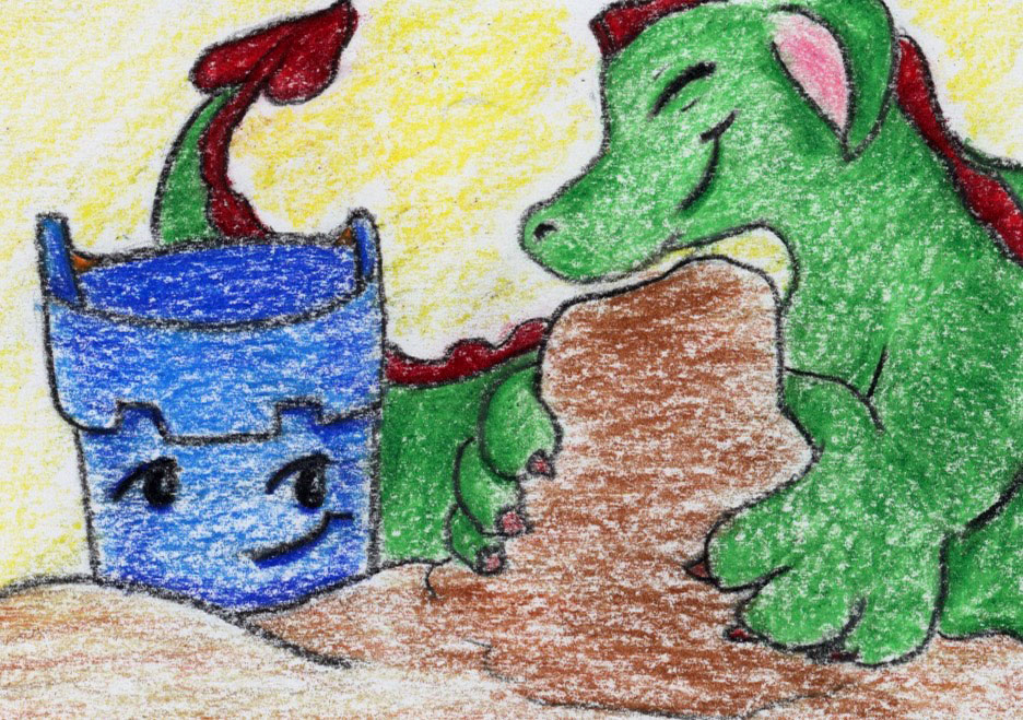 Dragon Castle: a bedtime meditation and story