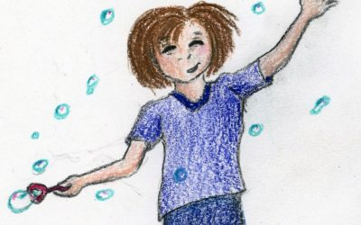 Bubble Boogie: a mindful children's story