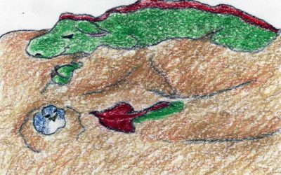 Sand Dragon: a calming story and meditation