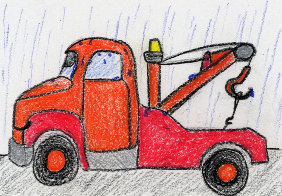 Toby Tow truck