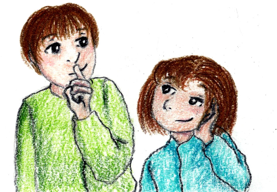 Blissful Books: a short story and meditation for kids
