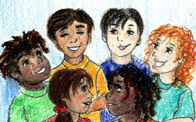 Superhero Senses: a mindful bedtime story