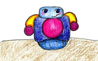 Bot Basics: a mindful children's tale