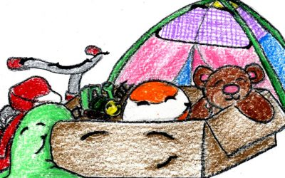 Colorful Crayons: a bedtime meditation and story