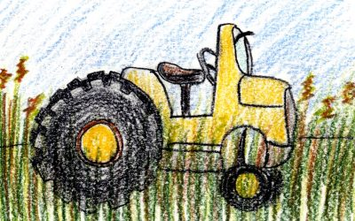 464. Tractor Treats: a meditation and story for your bedtime routine