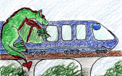 512. Sparkling Solar Train: a soothing story and meditation