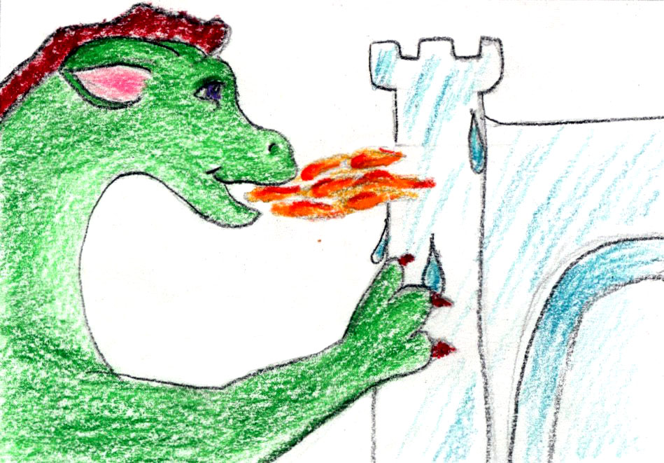 143. Dragon the Builder: a bedtime story and meditation
