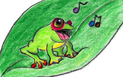 487. Singing Class: a mindful story and meditation for kids
